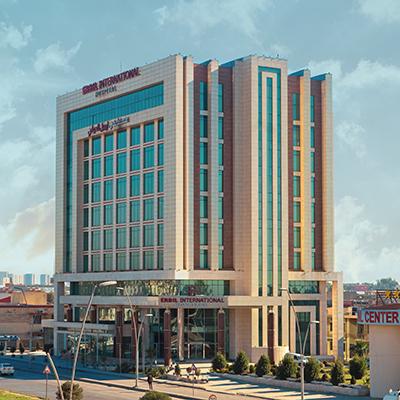 بیمارستان بین المللی اربیل عراق
