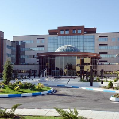 بیمارستان رضوی مشهد
