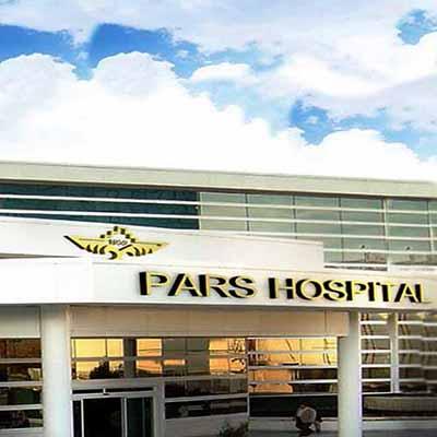 بیمارستان پارس تهران