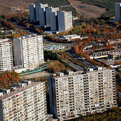 مجتمع اقامتی عرفان تهران