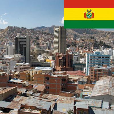تلویزیون کشور بولیوی - Transcoder